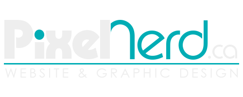 Pixelnerd Website & Graphic Design