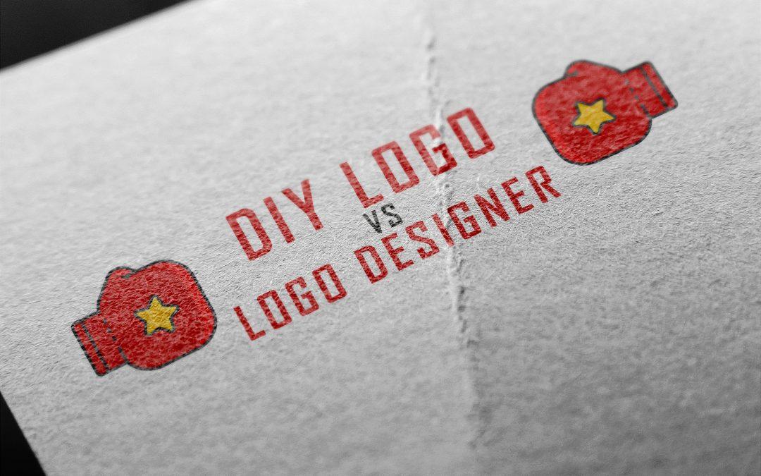 DIY Logo Design Vs Hiring A Logo Designer